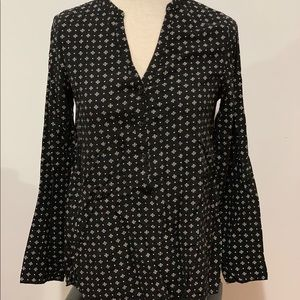 Attention woman office blouse